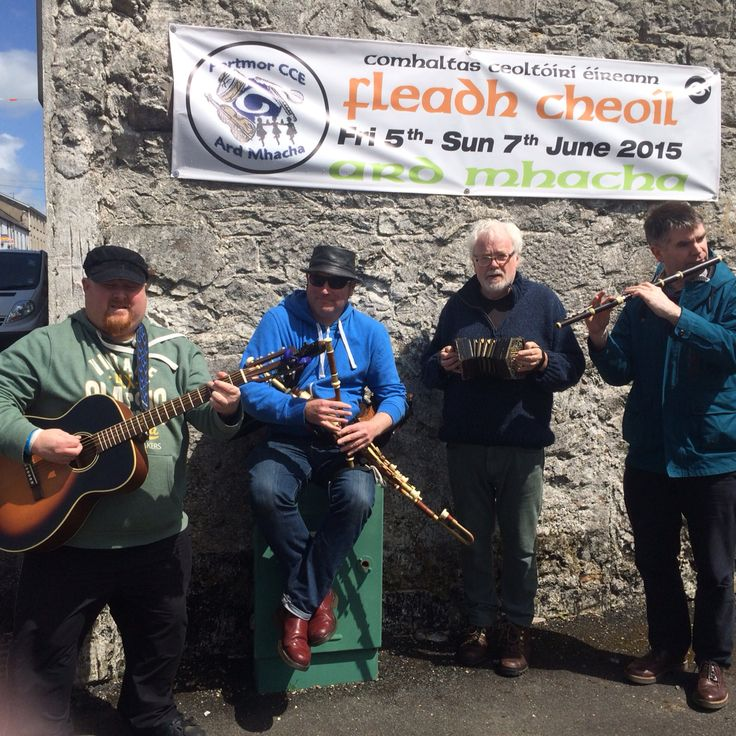 Armagh County Fleadh 2015 Portmor - Blackwatertown