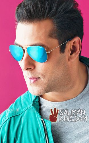 Xclusive Hot Pics Salman Khans New Look For Image Eyewear