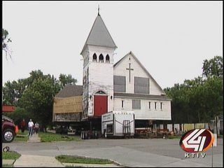 spencer iowa history | Century-old Spencer, IA church makes move to new location - KTIV News ...