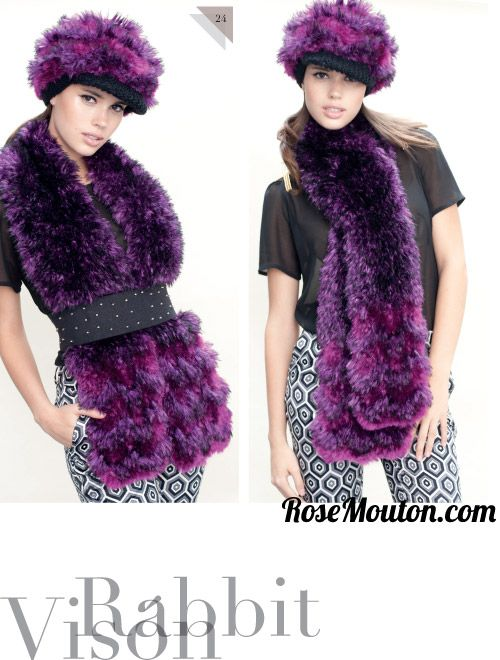 how to stop wool scarf from fraying