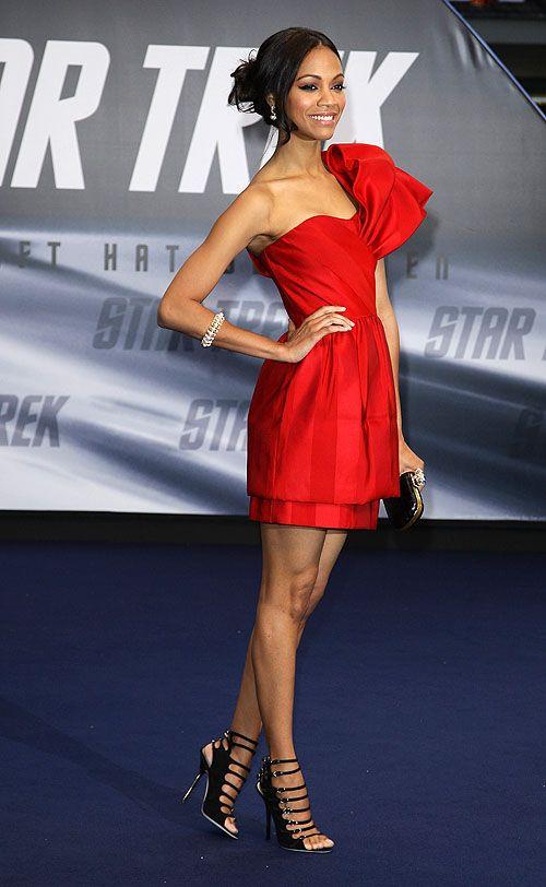 Zoe Saldana Is Our Style Icon