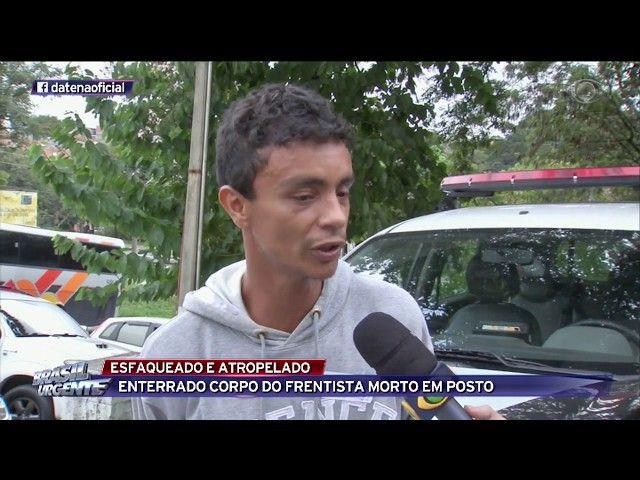 Bandidos negam que mataram frentista em Osasco