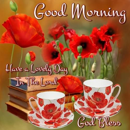 Good Morning Ladies, Wishing You A Most Beautiful Day