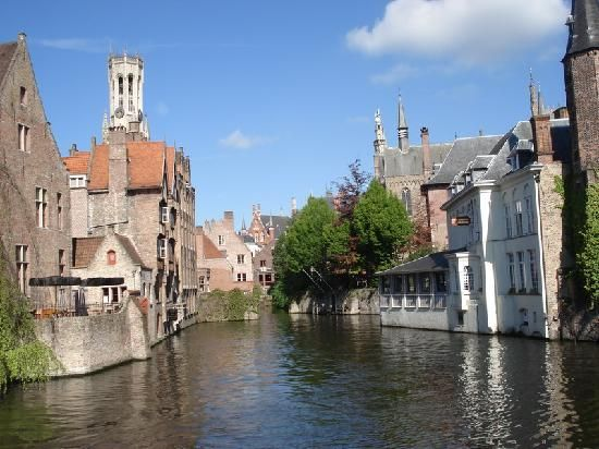 Brugge Belgium! Lovely flea market and antique market the first Sunday of the month.  Ron and I purchased some treasures for our home from here!