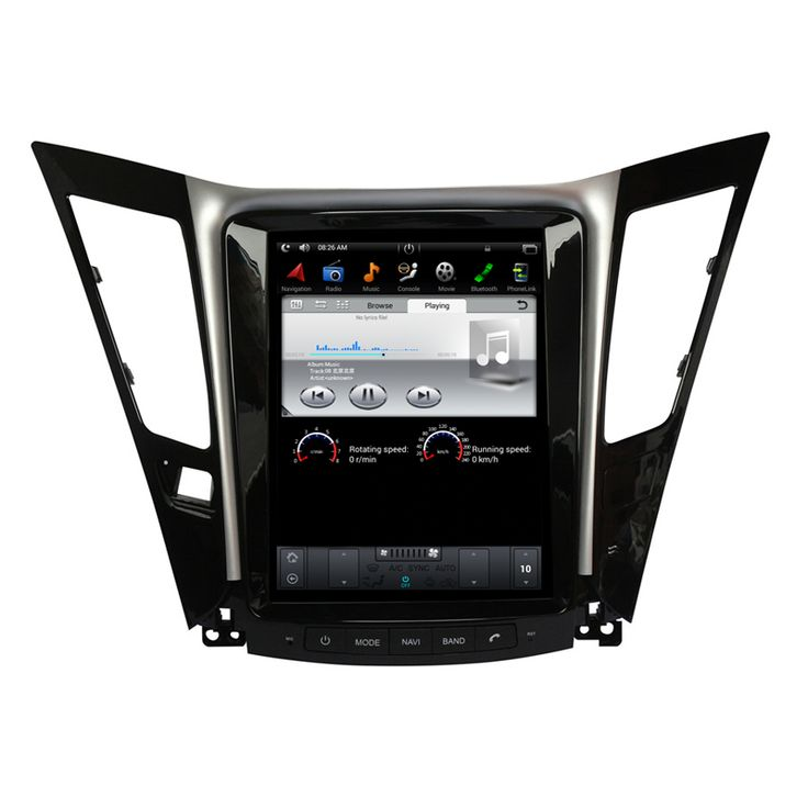 NAVITOPIA 10.4inch 2G+32G Vertical Screen Android 6.0 Car Multimedia Player For Hyundai Sonata 2012 2013 2014 GPS Navigation //Price: $826.19 & FREE Shipping //     #navigation