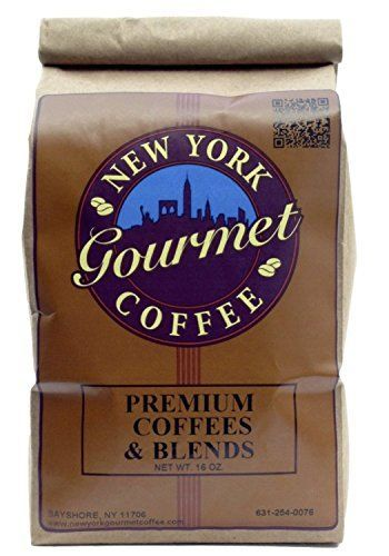 Jamaican Me Crazy Coffee | 1Lb bag - Whole Bean | New York Gourmet Coffee * Click on the image for additional details.