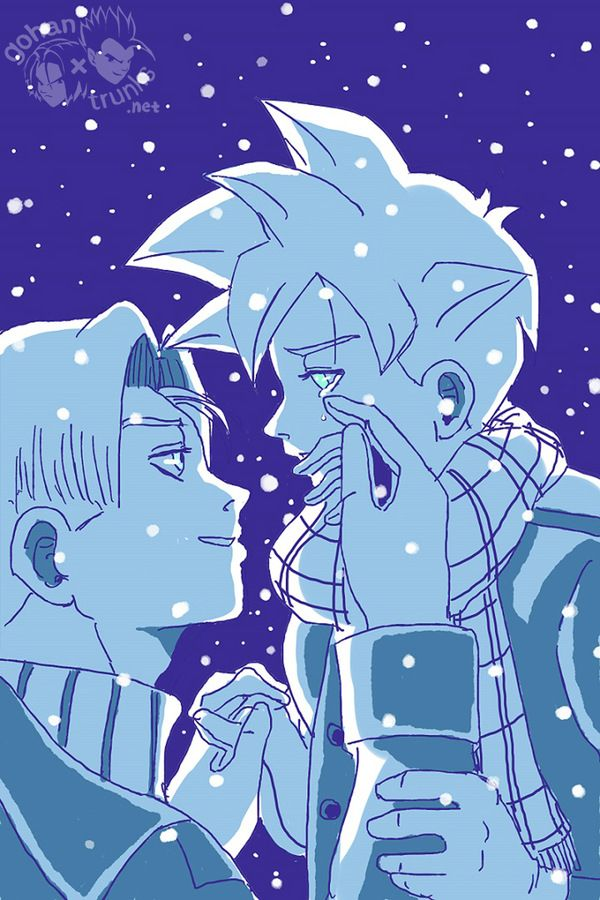 No Tears On Christmas - Boxer & Rice: DBZ Yaoi Fanfictions & Fanarts of Two Princes