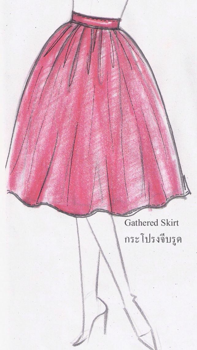 Caaaaautte! #sewing | Sewing | Drawings, Drawing for ...