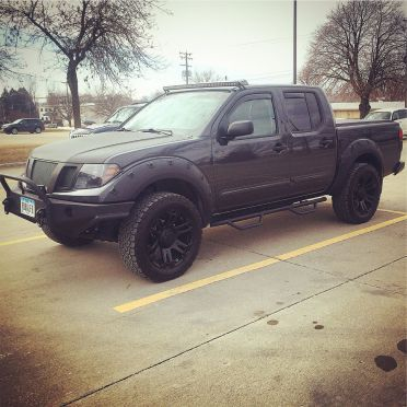 The best nissan frontier lifted trucks 22