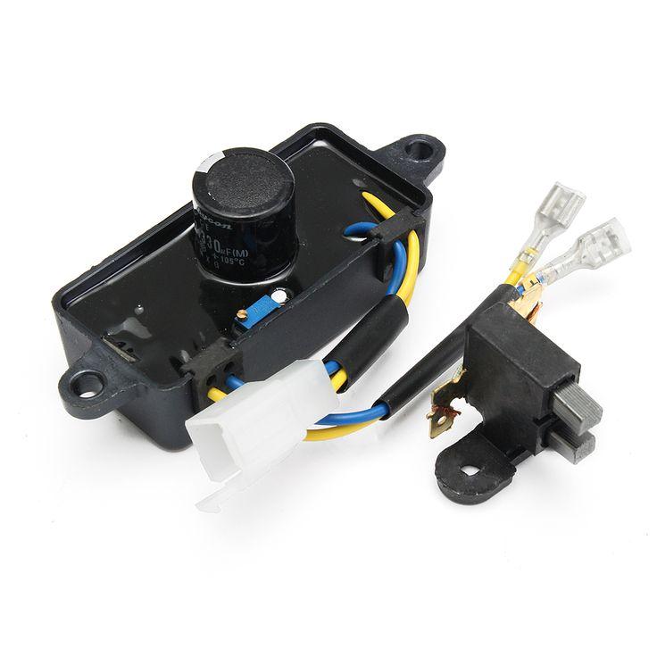 2-3KW Rectangle Automatic Voltage Regulator Rectifier Petrol Generator