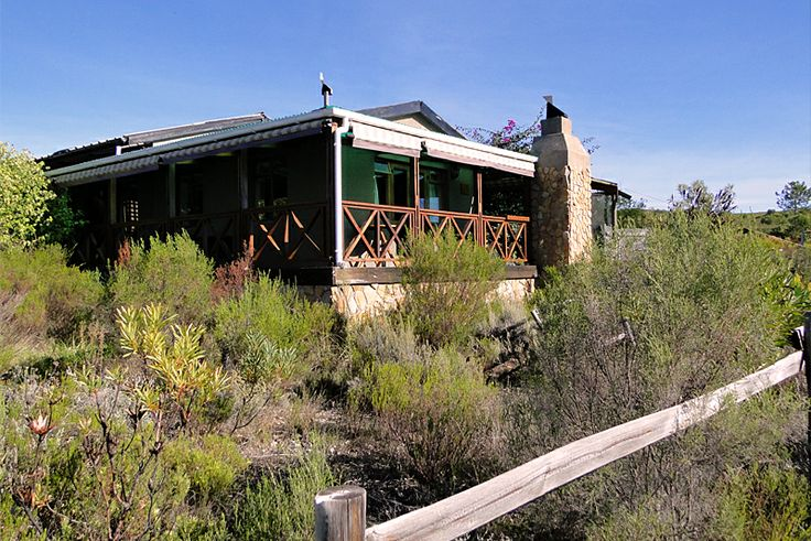 Sunbird lodge and Fynbos Reserve, Self Catering Accommodation in Napier, Overberg / Whale Coast, Western Cape, South Africa. The Sunbird Lodge and Fynbos Reserve is nestled in the mountain above the small village of Napier which was often missed if you blinked on the way to Cape Agulhas or Arniston.  No longer. Napier has recently emerged as a destination in itself...