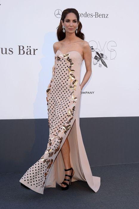 Best 56 Models Eugenia Silva ideas on Pinterest   Abendkleid, Belle ...