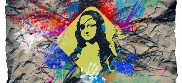 Street art al femminile in Egitto con Noon El Neswa e Mona Lisa Brigades