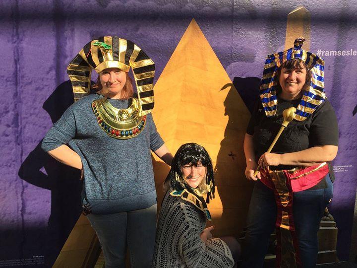 Auf der offerta könnt ihr euch dieses Jahr als Pharao verkleiden und so tolle Preise gewinnen! Also schnell hin Foto schießen und unter #ramseslebt hochladen!! Das Badisches Landesmuseum wählt aus den hochgeladenen Bildern die Gewinner aus! Hier die ausführlichen Teilnahmebedingungen: http://ift.tt/2fcZ7S3 Viel Glück