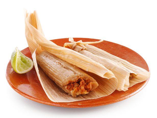 Mexican Pork Tamales - Bueno!