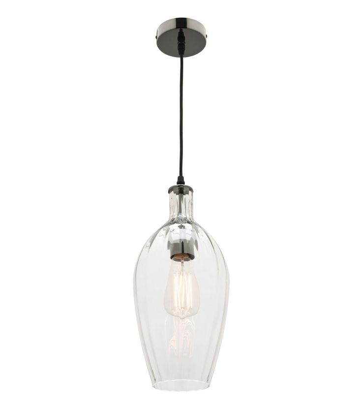 Buy Mercator Lighting's Belmont Clear Pendant - MG2331CLR at OnlineLighting.com.au. Visit our online store today or call us at 1300 791 345!