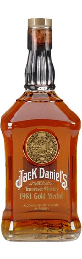 1981 Gold Medal Series | Jack Daniel's Tennessee Whiskey