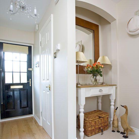 Hallway alcove idea