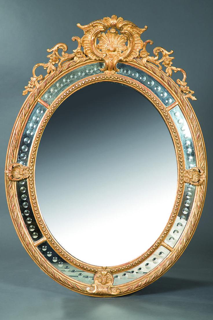 M s de 1000 ideas sobre espejos antiguos en pinterest espejos espejos venecianos y espejo franc s - Marcos espejos antiguos ...