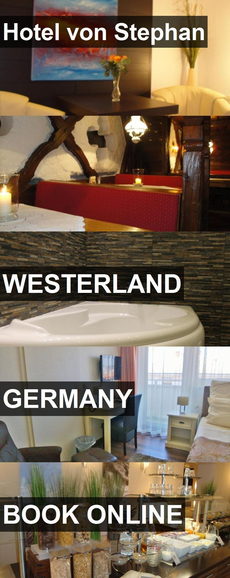 Hotel von Stephan in Westerland, Germany. For more information, photos, reviews and best prices please follow the link. #Germany #Westerland #travel #vacation #hotel