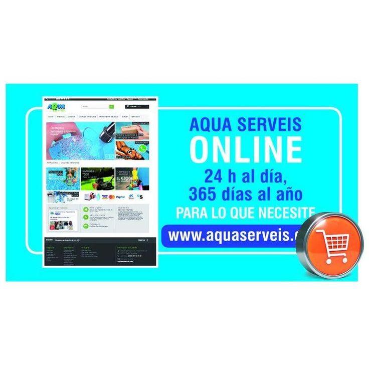 Tienda online: Servicios de Aqua Serveis