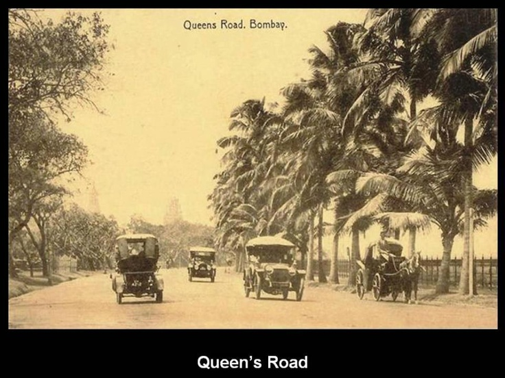 Queen's Road - Mumbai