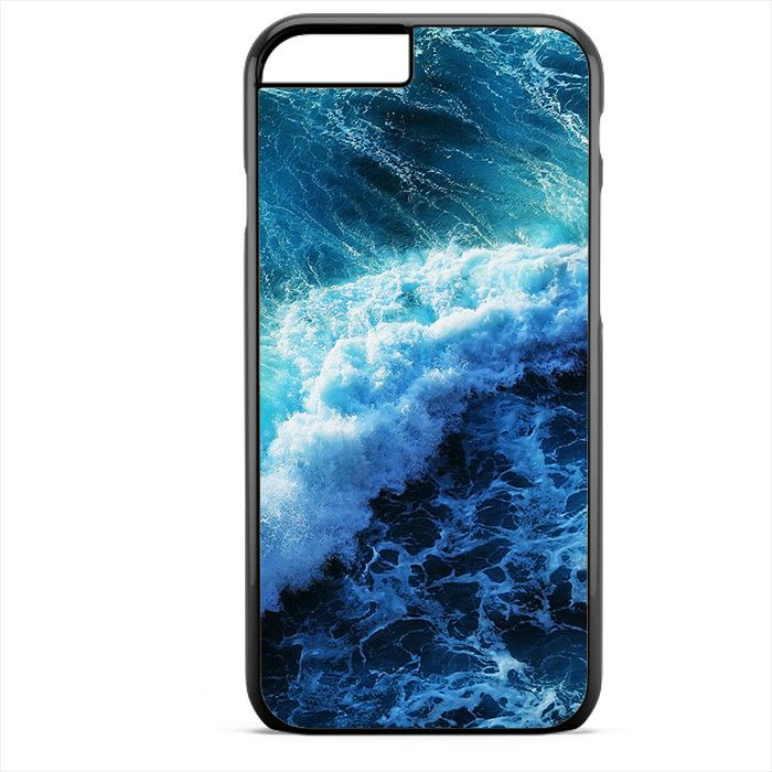 Stormy Blue Sea Wave Apple Phonecase For Iphone 4/4S Iphone 5/5S Iphone 5C Iphone 6 Iphone 6S Iphone 6 Plus Iphone 6S Plus
