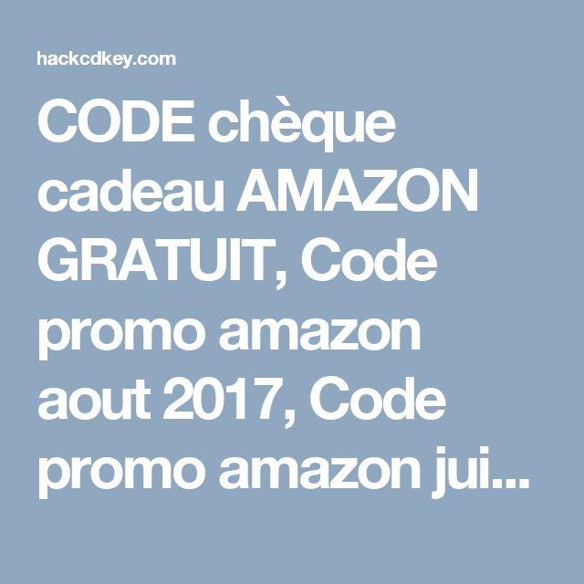 CODE chèque cadeau AMAZON GRATUIT, Code promo amazon aout 2017, Code promo amazon juin 2017, Code promo amazon mai 2017, Code promo amazon maquillage, Code promo amazon qui marche, Code promo valides chez amazon, Code reduction amazon, Codes de carte cadeau gratuits de l'Amazonie inutilisés, Codes de carte-cadeau amazon gratuits, Comment avoir des carte cadeau amazon gratuitement, Comment obtenir des carte cadeau Amazon, Générateur AMAZON en ligne, Generateur carte amazon 2017, Generateur…