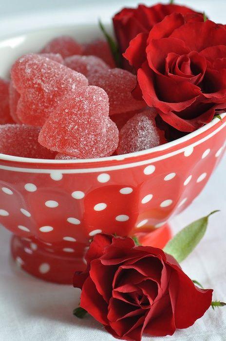 jelly hearts.....