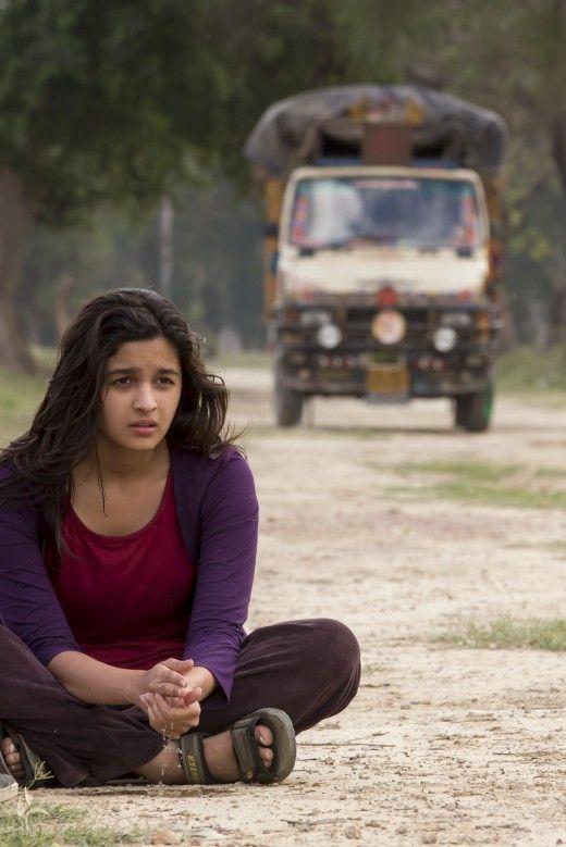 Alia Bhatt in Highway Releasing 21st Feb, 2014