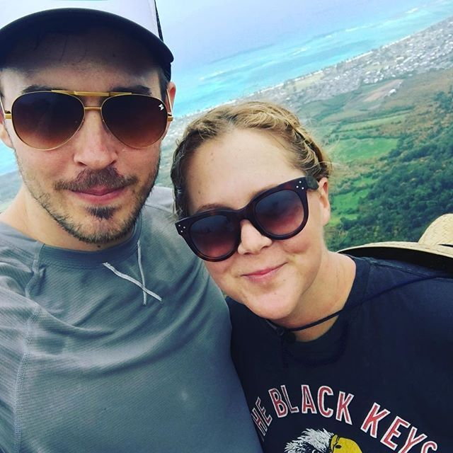 Pin for Later: Amy Schumer Is Sharing Some Seriously Cute Moments With Her Boyfriend