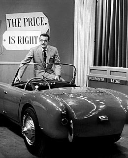 Bill Cullen Host of  The Price Is Right