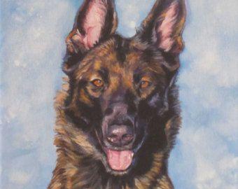 8 x 10 inch hond Amerikaanse Staffordshireterriër platte GICLEE CANVAS afdrukken door L.A.Shepard  OVER DE PRINT:  Dit beeld open editie maatregelen 8 x 10 inch en wordt afgedrukt op CANVAS vel 8.5 x 11 met archival inkten.  Ik gebruik een speciaal ontworpen CANVAS voor archiveringsdoeleinden Kunstwerkafdrukken. Uw Giclee print komt op een zeer hoge kwaliteit platte Canvas sheet, kijkt op het originele schilderij, en kan gemakkelijk worden geformuleerd in een standaard frame met een drager…
