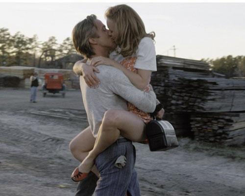 """Wie ein einziger Tag    Noah (Ryan Gosling) über Allie (Rachel McAdams): """"Die Geschichte prägt nur einen Moment, die Liebe dagegen ein ganzes Leben."""""""