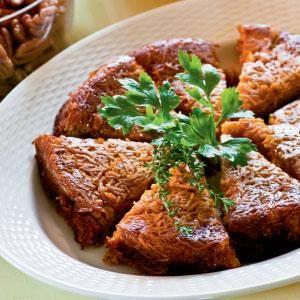 Charleston Sweet Potato Pone