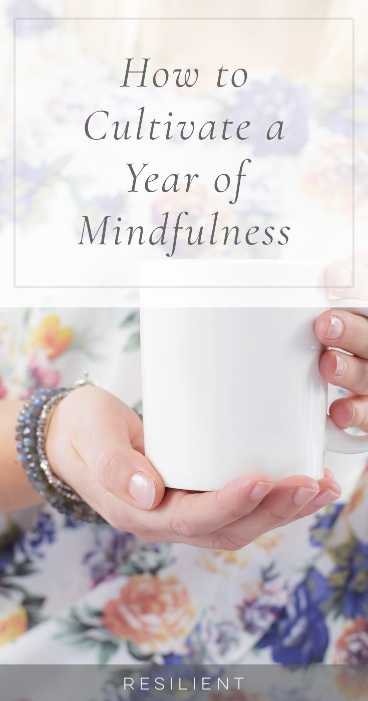 In 2016, I practiced mindfulness more than I ever have before, after 10 years of sporadic practice. I meditated regularly, practiced with a local Zen group, did a great one-day sitting, went on a retreat, took courses, read books, practiced mindful eating and exercise, learned some great new practices, and taught several mindfulness courses. Here's how to cultivate a year of mindfulness.