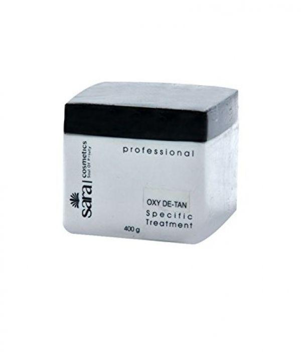 Sara Cosmetics Oxy Pack De-tan Specific Treatment from Amazon