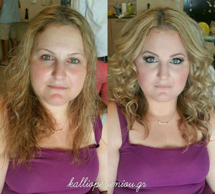 #hairstyle #hairdressing #hairsalon #makeup #makeupexpert #hairtransformation #hairdoctor #kalliopeveniou #viphall #vipservices #behindthechair #modernsalon #instahair #instamakeup #instabeauty #makemepretty #hairspecialist