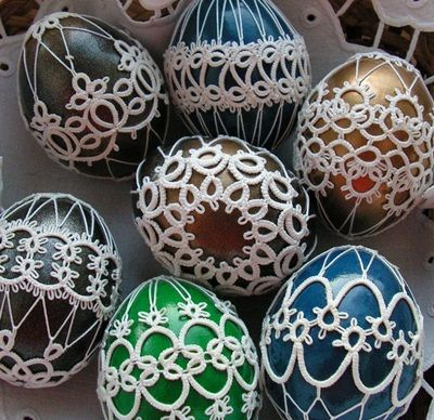 Tatted Christmas on Pinterest | Snowflakes, Tatting Patterns and ...