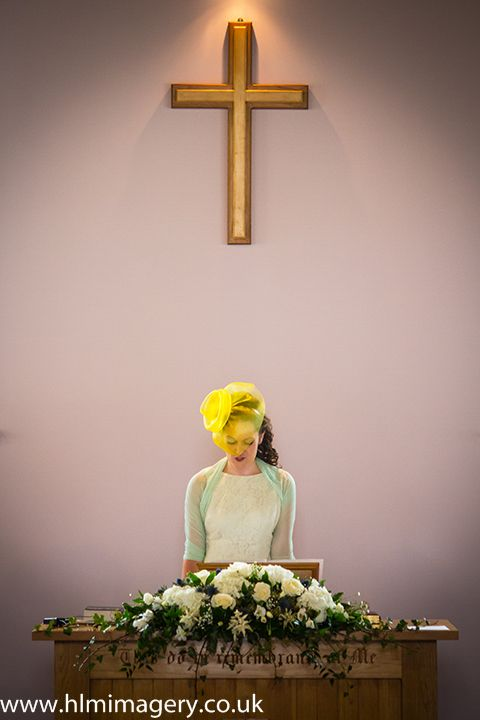 #Guest #reading in the #church.#wedding #photography
