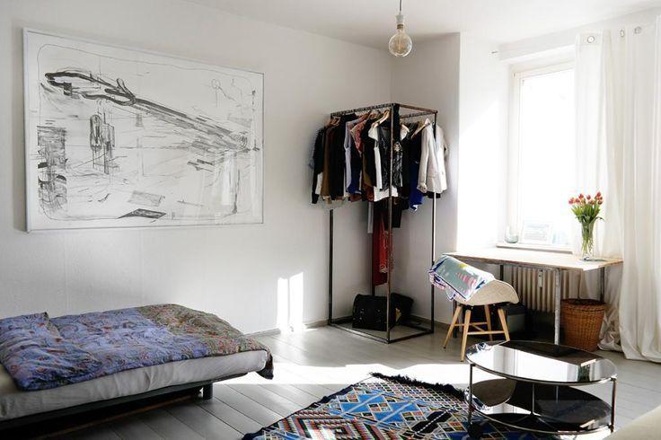 Printdesign Wgzimmer Einrichtung Kleiderschrank Idee Wg