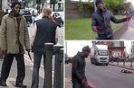 Noel Edmonds' black taxi mannequin gets a makeover from blonde to brunette