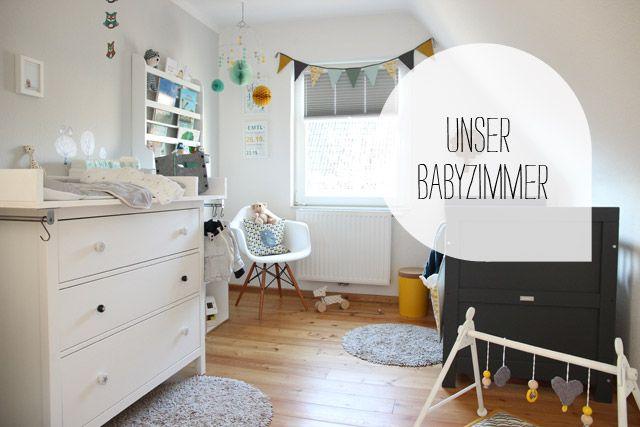 sanvie_babyzimmer // Tolles Babyzimmer / Kinderzimmer in schönen Farben :)