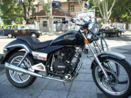 ¡Moto Gilera en venta publicada en Vivavisos! http://bicicletas-usadas.vivavisos.com.ar/motos-usadas+villa-devoto/gilera-choper-yl-200-2011/32311108