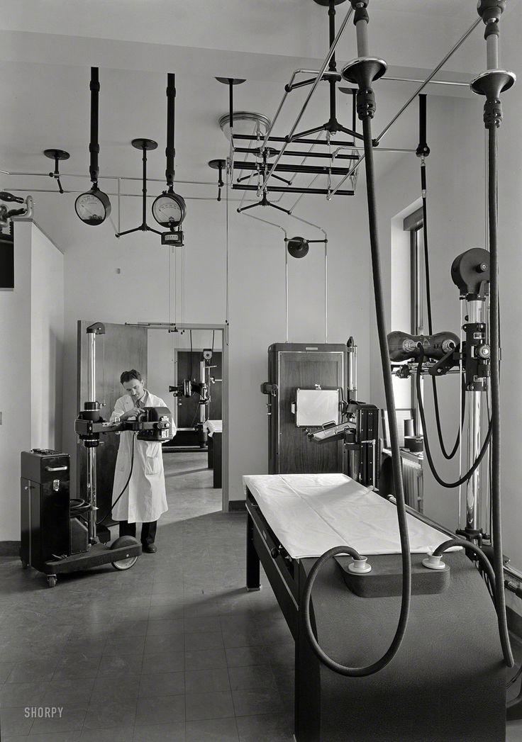 "Jan. 11, 1941. ""Triboro Hospital for Tuberculosis, Parsons"