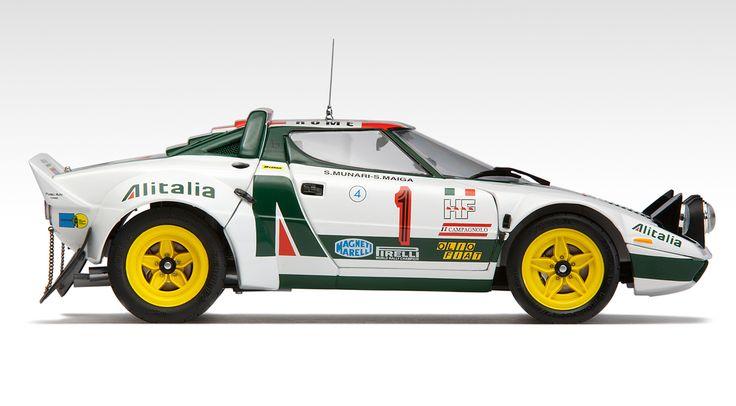 Lancia Stratos Monte Carlo 1977
