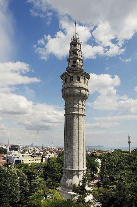 Yedi Tepeli Şehir İstanbul'un Bu 7 Tepesi Hangileri- Üçüncü tepe: Beyazıt Tepesi