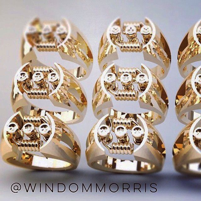 RDA ring concept by @windommorris Tag a friend