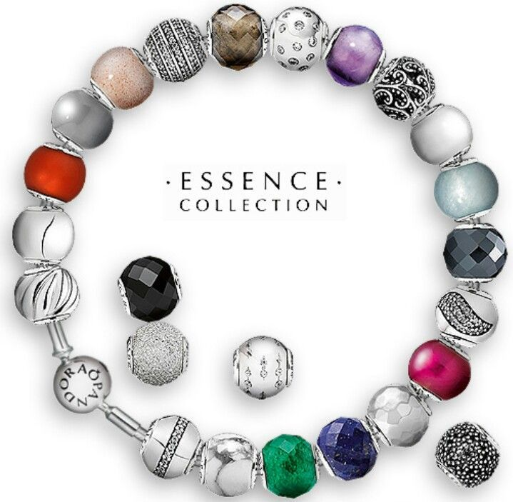 Pandora Essence collection lets you express your inner self with delicate  and sophisticated charms.