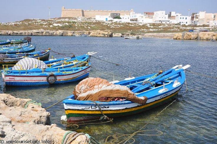 Le vieux port de mahdia,voyage en tunisie pas cher,mahdia